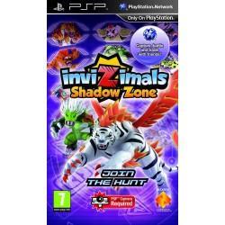 PSP INVIZIMALS SHADOW ZONE - Jeux PSP au prix de 5,95€