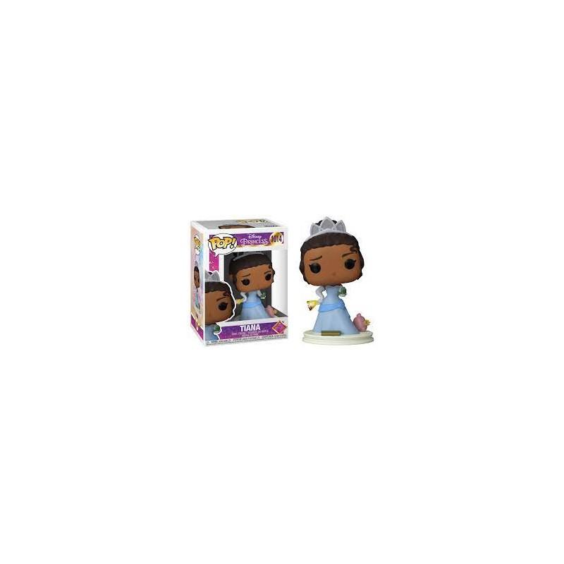 POP DISNEY PRINCESS 1014 TIANA - Figurines POP au prix de 14,95€