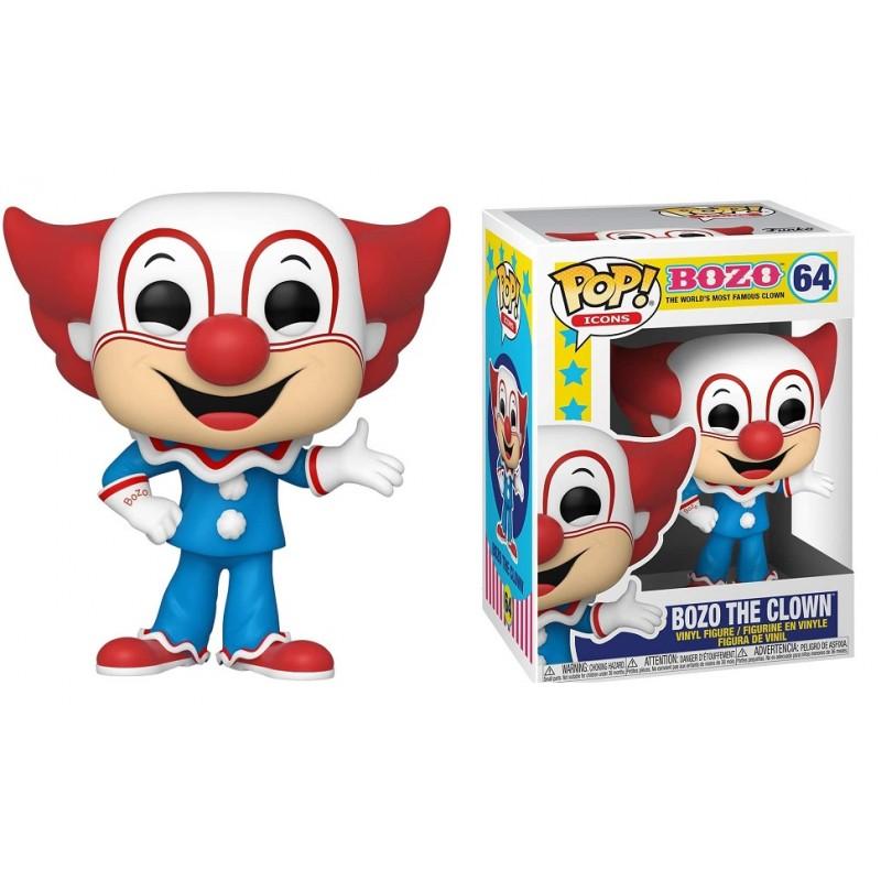 POP BOZO 65 BOZO LE CLOWN - Figurines POP au prix de 14,95€