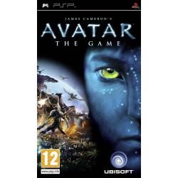 PSP AVATAR THE GAME - Jeux PSP au prix de 4,95€