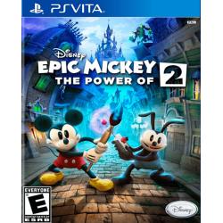 PSV EPIC MICKEY - Jeux PS Vita au prix de 19,95€