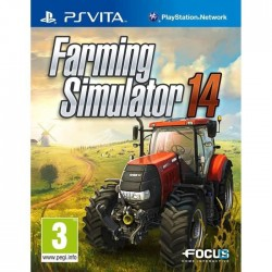PSV FARMING SIMULATOR 14 - Jeux PS Vita au prix de 19,95€