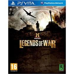 PSV LEGENDS OF WAR - Jeux PS Vita au prix de 19,95€