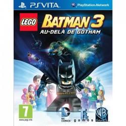 PSV LEGO BATMAN 3 - Jeux PS Vita au prix de 14,95€