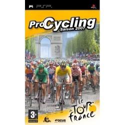 PSP PRO CYCLING SAISON 2007 - Jeux PSP au prix de 4,95€