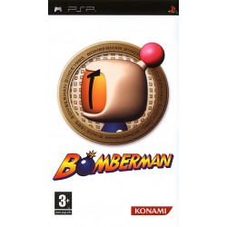 PSP BOMBERMAN - Jeux PSP au prix de 19,95€