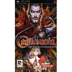 PSP CASTELVANIA THE DRACULA X CHRONICLES - Jeux PSP au prix de 59,95€