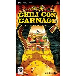 PSP CHILI CON CARNAGE - Jeux PSP au prix de 9,95€