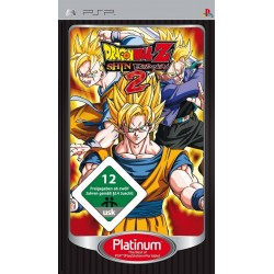 PSP DRAGON BALL Z SHIN BUDOKAI 2 (PLATINUM) - Jeux PSP au prix de 4,95€