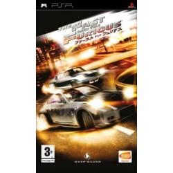 PSP FAST AND FURIOUS TOKYO DRIFT - Jeux PSP au prix de 4,95€