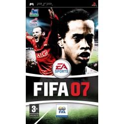 PSP FIFA 07 - Jeux PSP au prix de 2,95€
