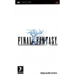PSP FINAL FANTASY - Jeux PSP au prix de 9,95€