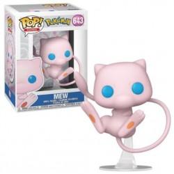 POP POKEMON 643 MEW - Figurines POP au prix de 19,95€