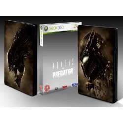X360 ALIEN VS PREDATOR EDITION STEELBOOK - Jeux Xbox 360 au prix de 9,95€