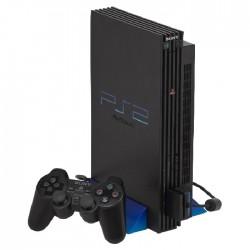 CONSOLE PS2 FAT NOIRE - Consoles PS2 au prix de 44,95€