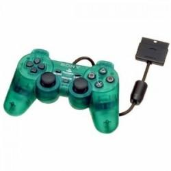 MANETTE PS2 OFF VERTE - Accessoires PS2 au prix de 14,95€