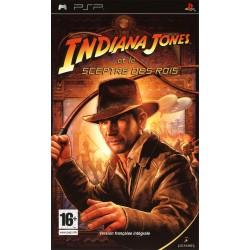 PSP INDIANA JONES SCEPTRE DES ROIS - Jeux PSP au prix de 8,95€