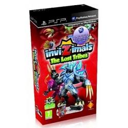 PSP INVIZIMALS THE LOST TRIBES ET CAMERA - Jeux PSP au prix de 19,95€