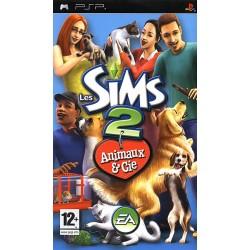 PSP LES SIMS 2 ANIMAUX ET CIE - Jeux PSP au prix de 4,95€