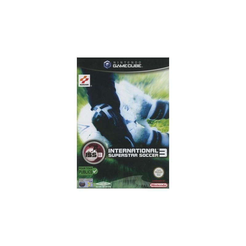 GC ISS 3 - Jeux GameCube au prix de 5,95€