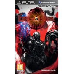 PSP LORD OF ARCANA - Jeux PSP au prix de 12,95€