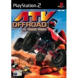 PS2 ATV OFF ROAD FURY - Jeux PS2 au prix de 8,95€