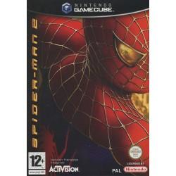 GC SPIDERMAN 2 - Jeux GameCube au prix de 6,95€