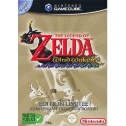 GC THE LEGEND OF ZELDA WIND WAKER EDITION LIMITEE (SANS NOTICE) - Jeux GameCube au prix de 49,95€