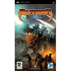 PSP MYTRAN WARS - Jeux PSP au prix de 9,95€