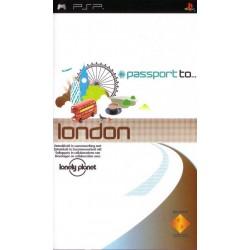 PSP PASSPORT TO LONDON - Jeux PSP au prix de 6,95€