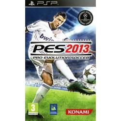 PSP PES 2013 - Jeux PSP au prix de 4,95€