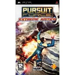 PSP PURSUIT FORCE EXTREME JUSTICE - Jeux PSP au prix de 4,95€