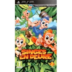 PSP SINGES EN DELIRE - Jeux PSP au prix de 9,95€
