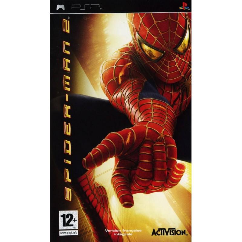PSP SPIDERMAN 2 - Jeux PSP au prix de 6,95€