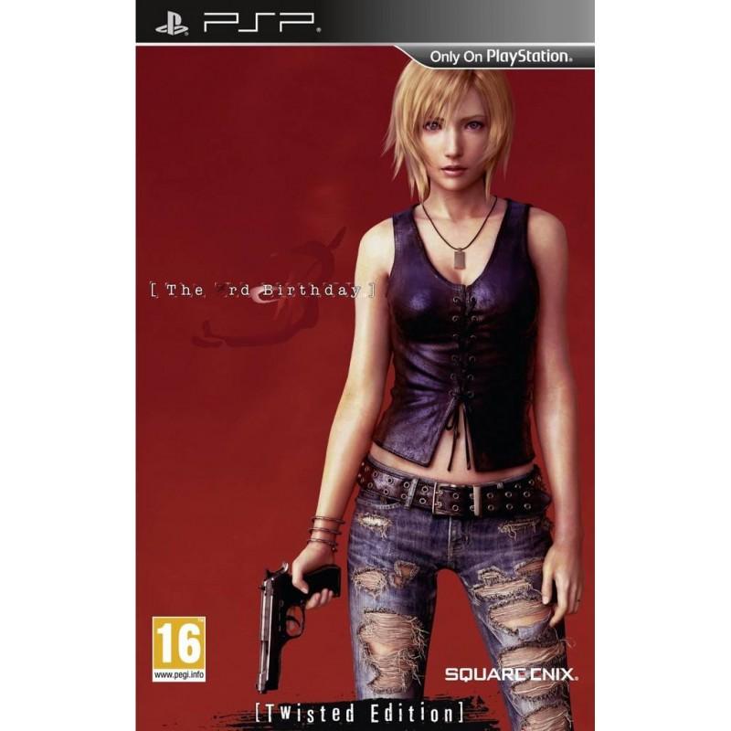 PSP THE 3RD BIRTHDAY EDITION TWISTED - Jeux PSP au prix de 24,95€