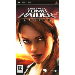PSP TOMB RAIDER LEGEND - Jeux PSP au prix de 4,95€