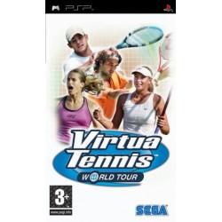 PSP VIRTUA TENNIS WORLD TOUR - Jeux PSP au prix de 4,95€