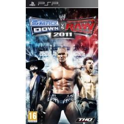 PSP WWE SMACKDOWN VS RAW 2011 - Jeux PSP au prix de 4,95€