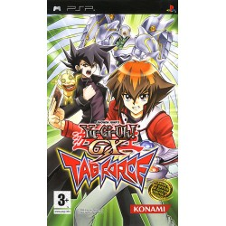 PSP YU GI OH GX TAG FORCE - Jeux PSP au prix de 6,95€