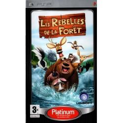 PSP LES REBELLES DE LA FORET (PLATINUM) - Jeux PSP au prix de 6,95€