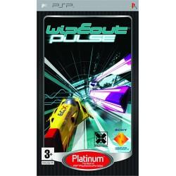 PSP WIPEOUT PULSE (PLATINUM) - Jeux PSP au prix de 5,95€