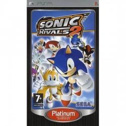 PSP SONIC RIVALS 2 (PLATINUM) - Jeux PSP au prix de 6,95€