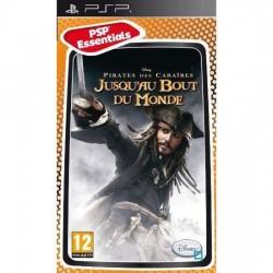 PSP PIRATES DES CARAIBES JUSQU AU BOUT DU MONDE (ESSENTIALS) - Jeux PSP au prix de 6,95€