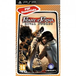 PSP PRINCE OF PERSIA RIVAL SWORDS (ESSENTIALS) - Jeux PSP au prix de 4,95€