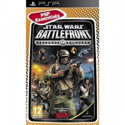 PSP STAR WARS BATTLEFRONT RENEGADE SQUADRON (ESSENTIALS) - Jeux PSP au prix de 5,95€