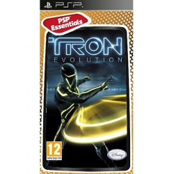PSP TRON EVOLUTION (ESSENTIALS) - Jeux PSP au prix de 4,95€