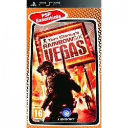 PSP RAINBOW SIX VEGAS (ESSENTIALS) - Jeux PSP au prix de 5,95€