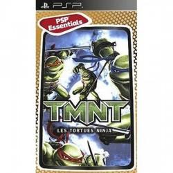 PSP TMNT LES TORTUES NINJA (ESSENTIALS) - Jeux PSP au prix de 6,95€