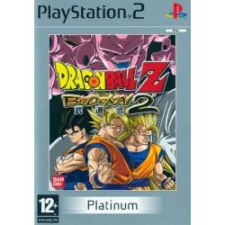 PS2 DRAGON BALL Z BUDOKAI 2 (PLATINUM) - Jeux PS2 au prix de 4,95€