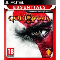 PS3 GOD OF WAR 3 ESSENTIALS - Jeux PS3 au prix de 3,95€